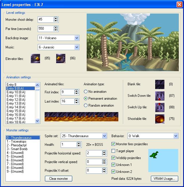 Release] Hocus Pocus level and graphics editor