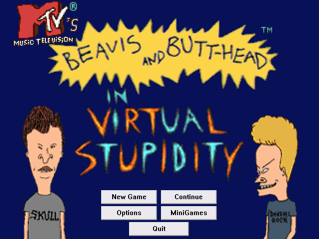 File:Beavis and Butthead In Virtual Stupidity.png