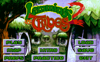 File:Lemmings 2 - The Tribes.png